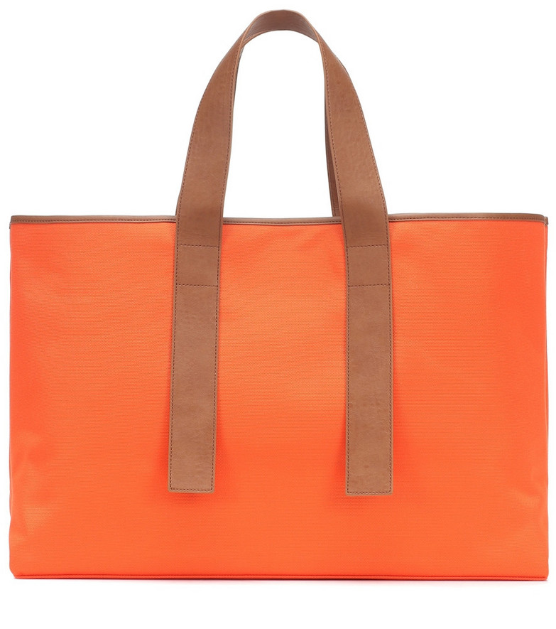 Rejina Pyo Carter canvas tote bag in orange