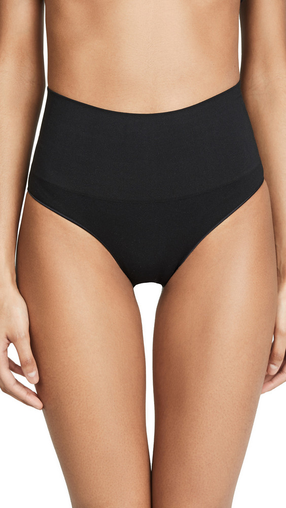 SPANX Everyday Shaping Briefs in black