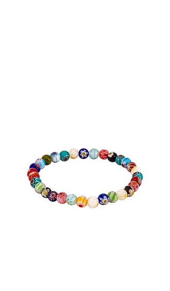 BaubleBar Dalia Bracelet in Blue,Red in multi