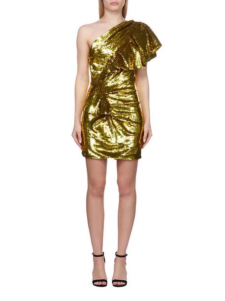 Alexandre Vauthier Embellished One Shoulder Dress