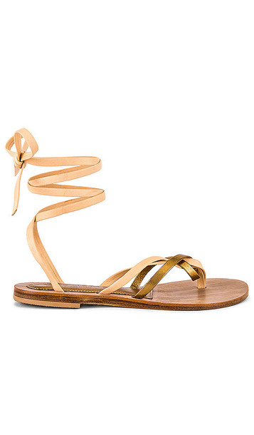 CoRNETTI Rei Sandal in Tan