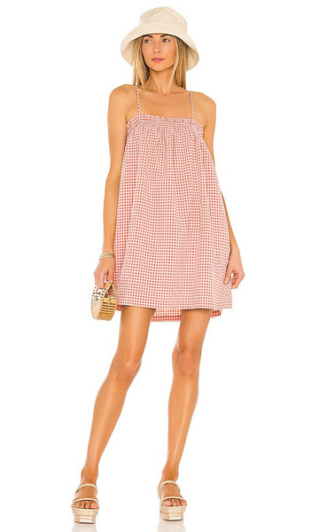 BB Dakota Lust For Life Dress in Pink in rose