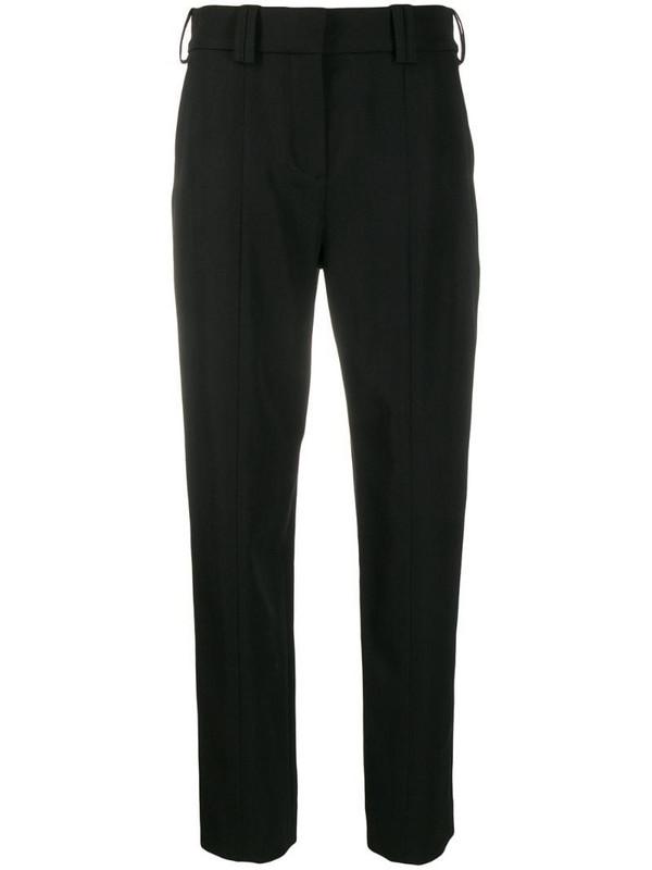 Balmain Carrot tailored trousers in black