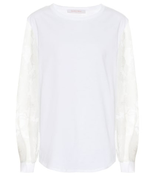 See By Chloé Cotton shirt in white