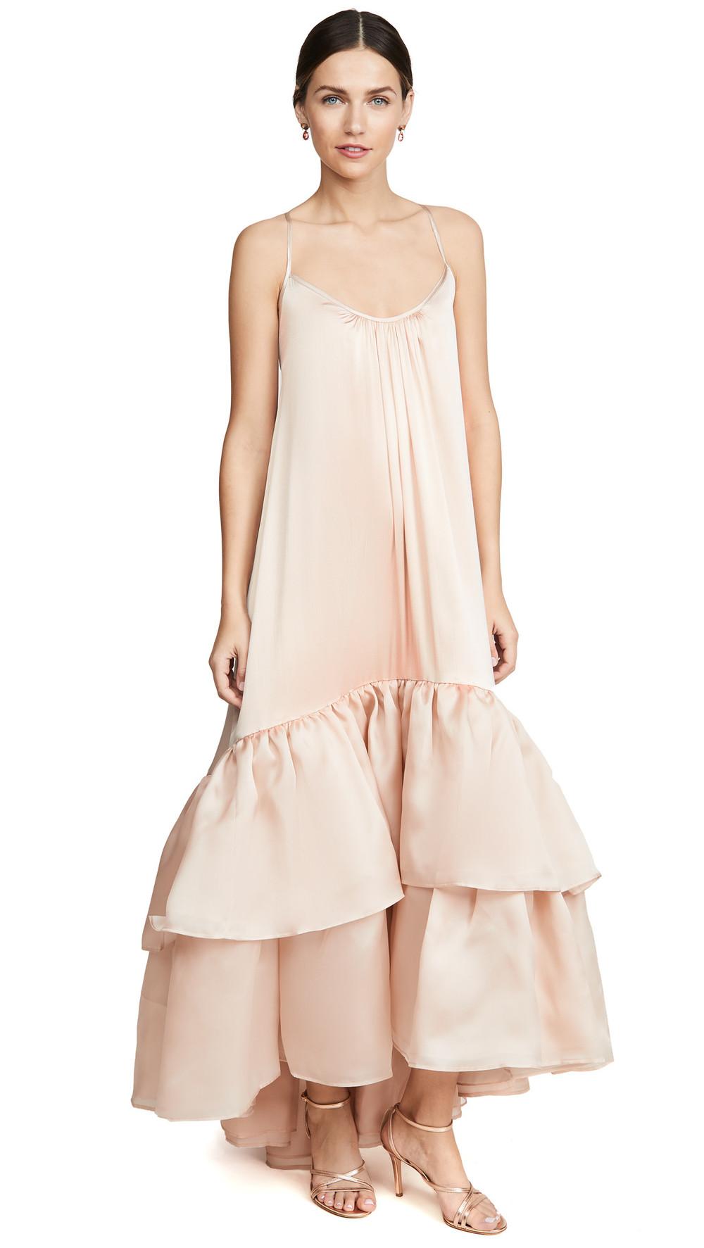 Silvia Tcherassi Angelique Dress in rose