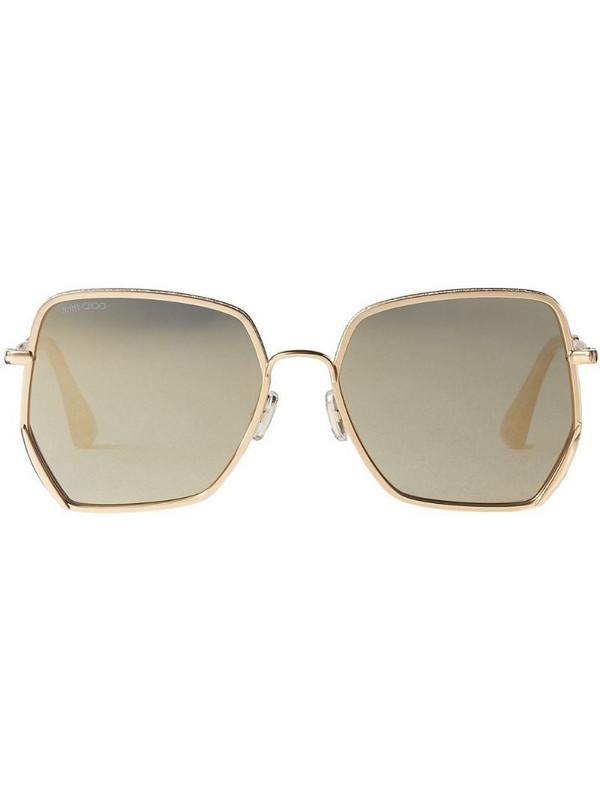 Jimmy Choo Eyewear Aline sunglasses in blue