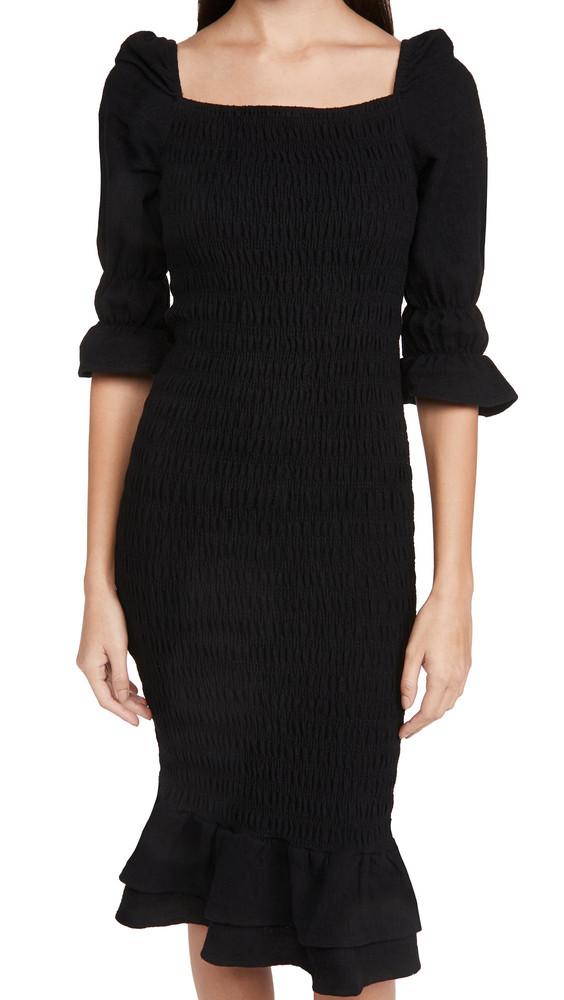 Never Fully Dressed Jojo Dress in black