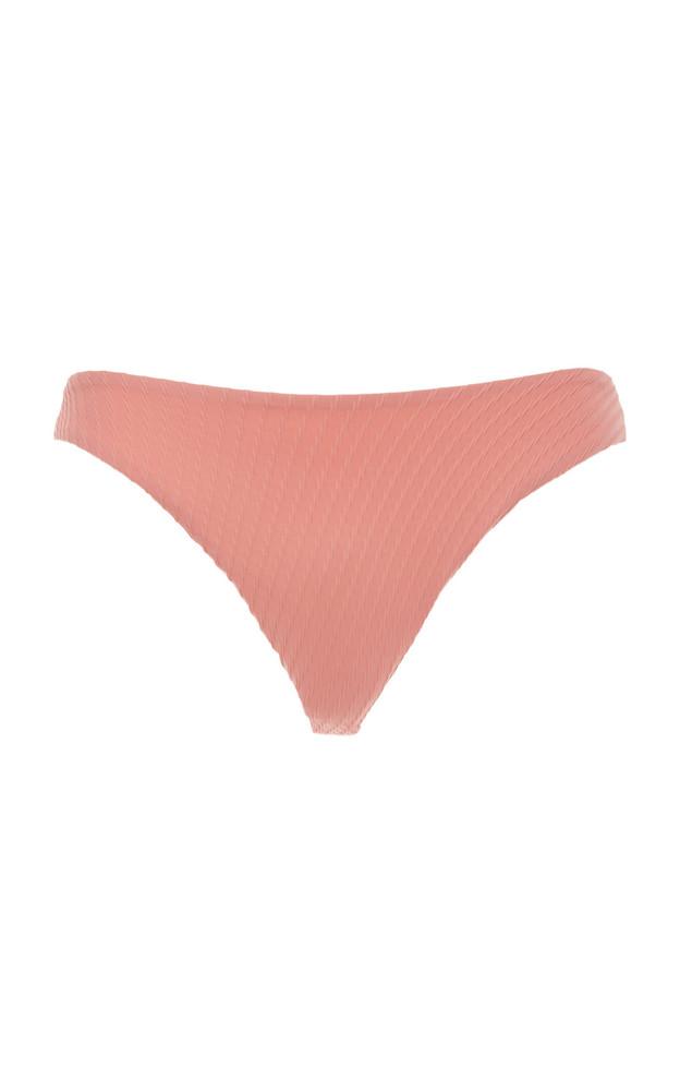 Fella Elvis High-Cut Bikini Bottoms in pink