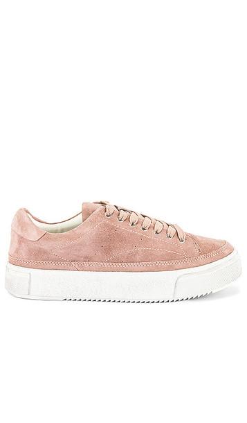 ALLSAINTS Trish Sneaker in Blush