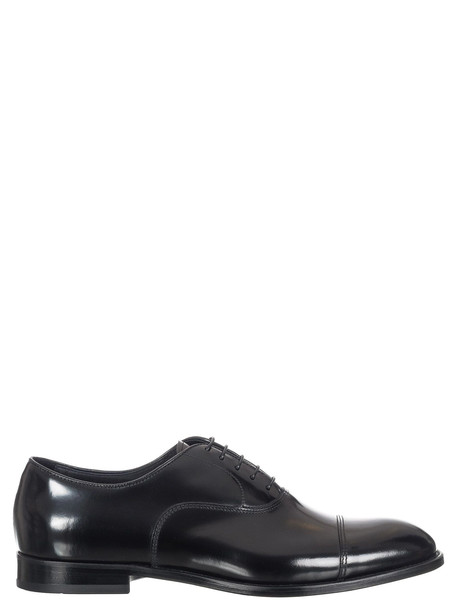 Doucal's Doucals Oxford Shoes in nero