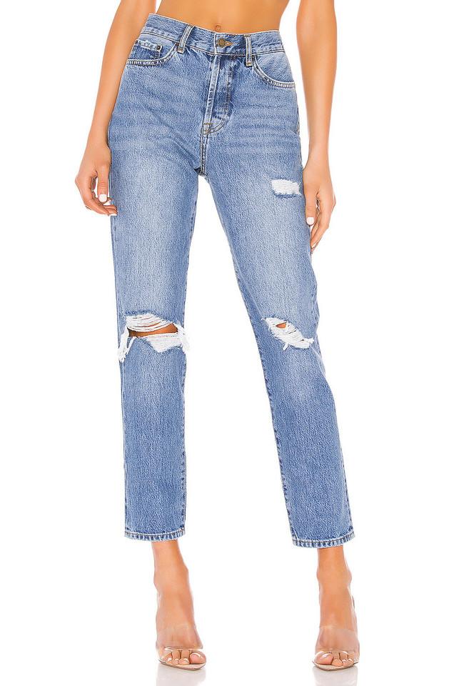 ANINE BING Brenda Jeans in blue