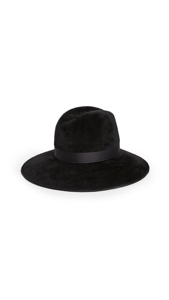Gigi Burris Requiem Hat in black