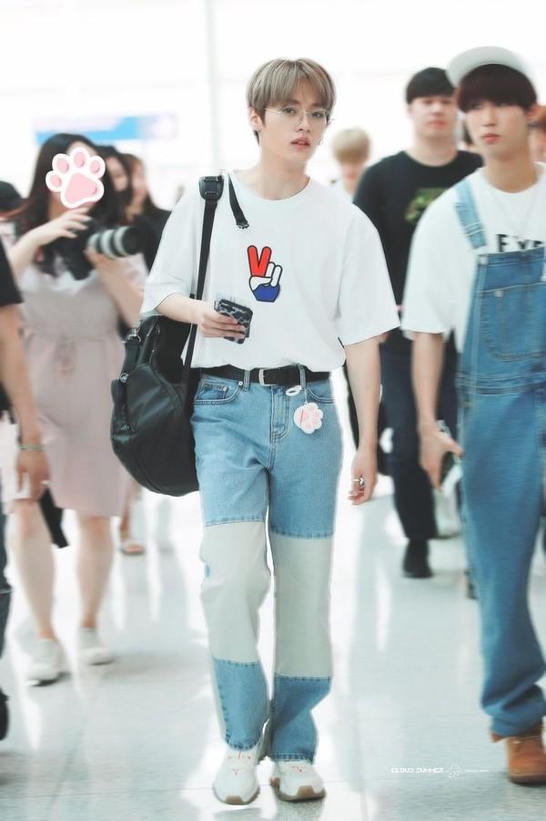 jeans kpop