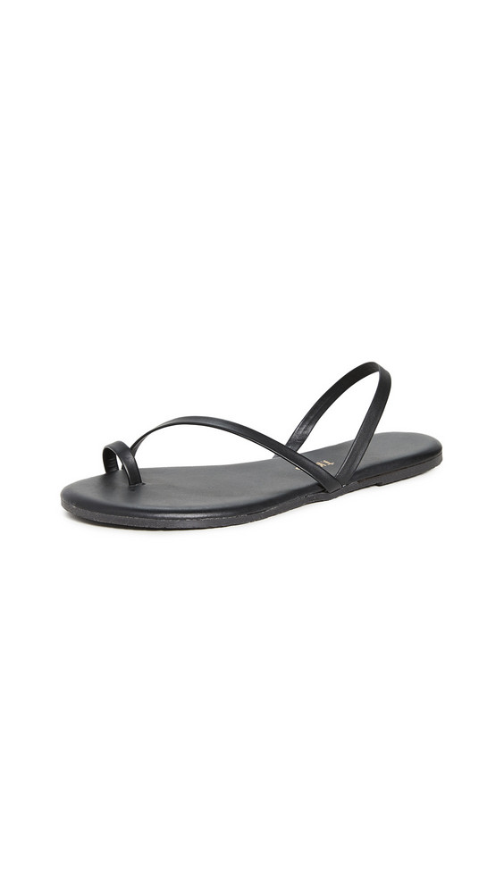 TKEES LC Sandals in black