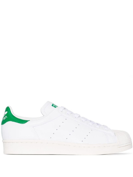 adidas Superstan low top sneakers in white