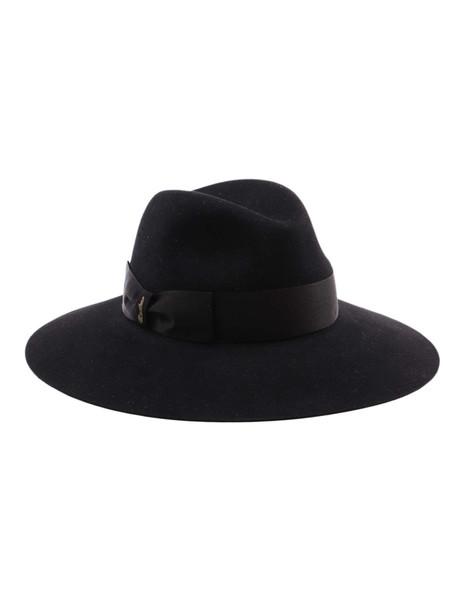 Borsalino Sophie Hat in nero