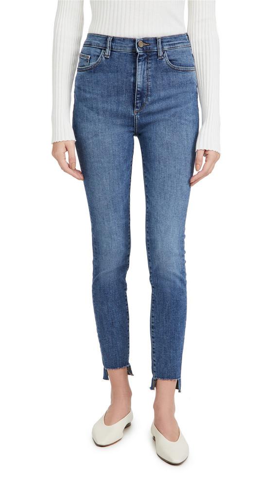 DL DL1961 Chrissy Skinny Jeans