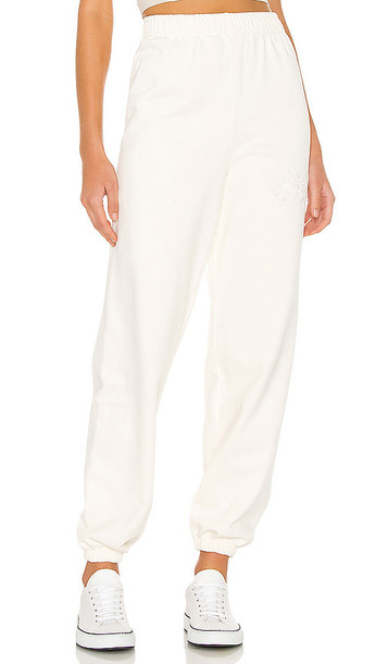 Boys Lie Classic Boys Lie Pant in Ivory