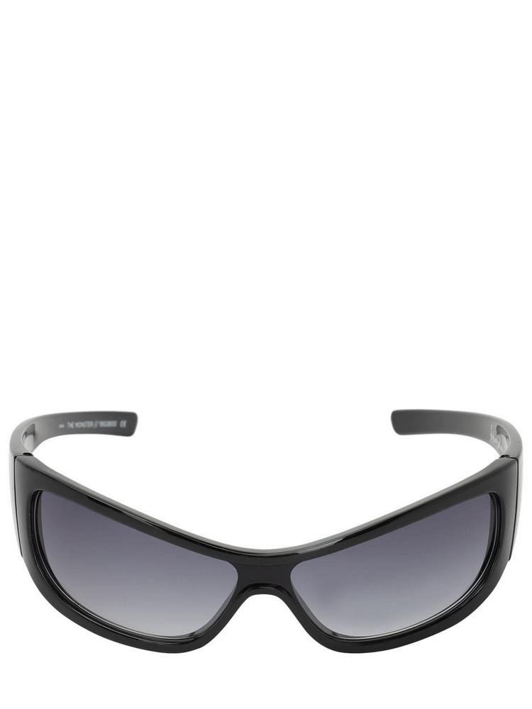LE SPECS Adam Selman The Monster Sunglasses in black