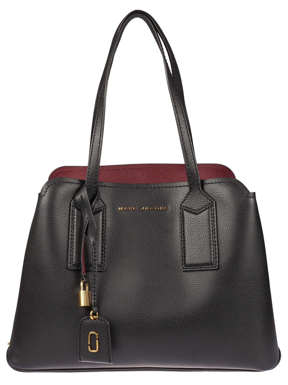 Marc Jacobs The Editor Tote in black