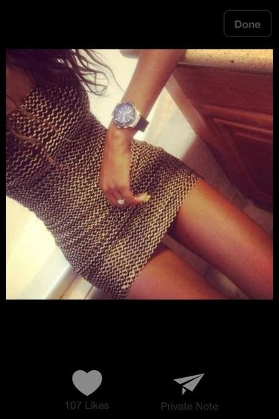 dress cute style gold dress night dress