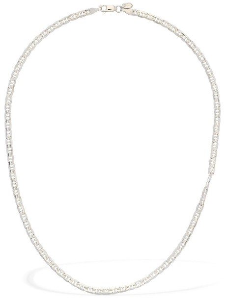 MARIA BLACK Carlo 43 Chain Necklace in silver