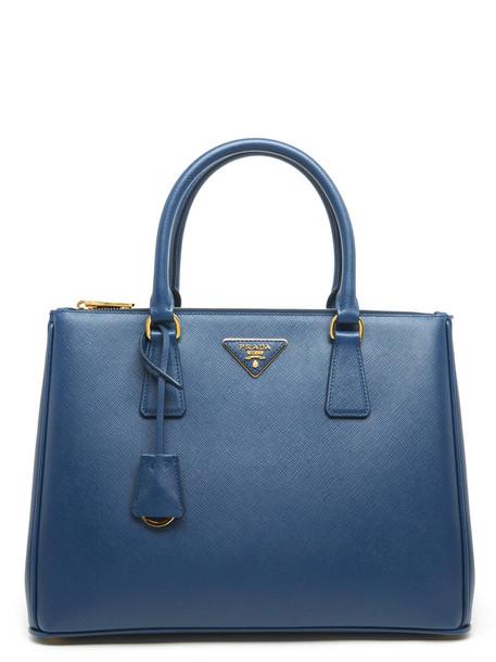 Prada galleria Bag in blue