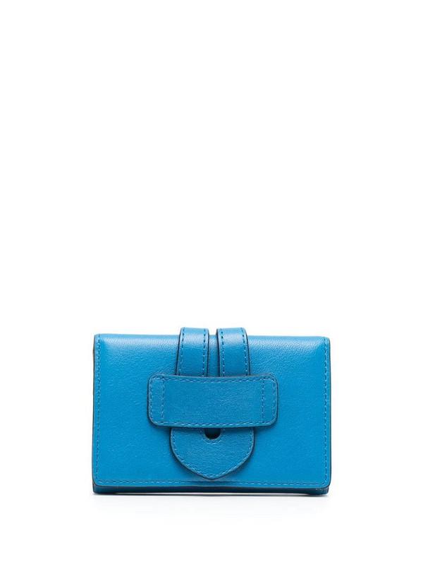 Tila March Zelig coin purse in blue