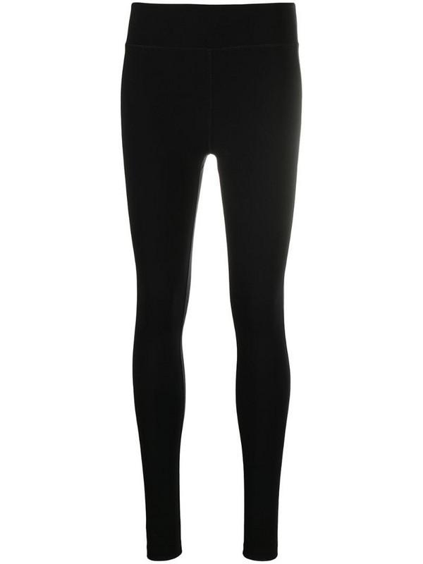 Filippa K Soft Sport seamless high-waisted leggings in black