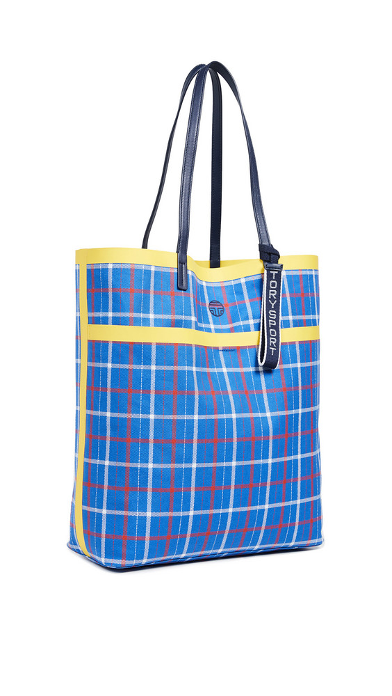 Tory Sport Reversible Large Tote in multi