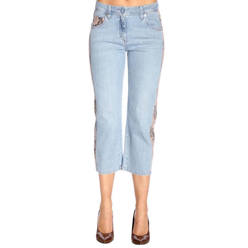 Blumarine Jeans Jeans Women Blumarine in stone
