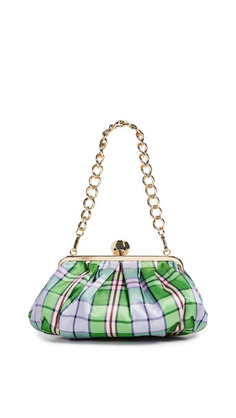 Frances Valentine Geodome Frame Bag in multi