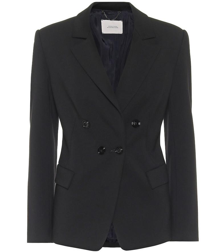 Dorothee Schumacher Emotional Essence blazer in black