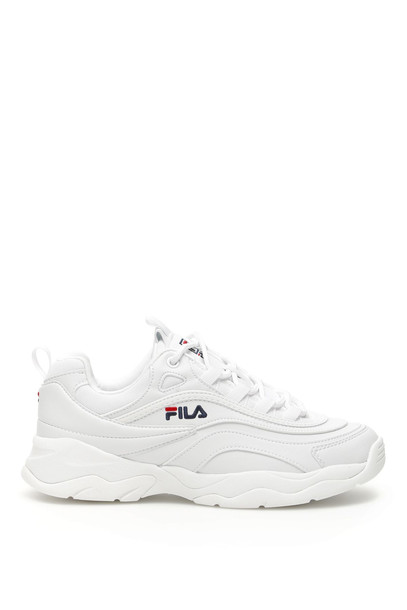 Fila Ray Low Sneakers in white