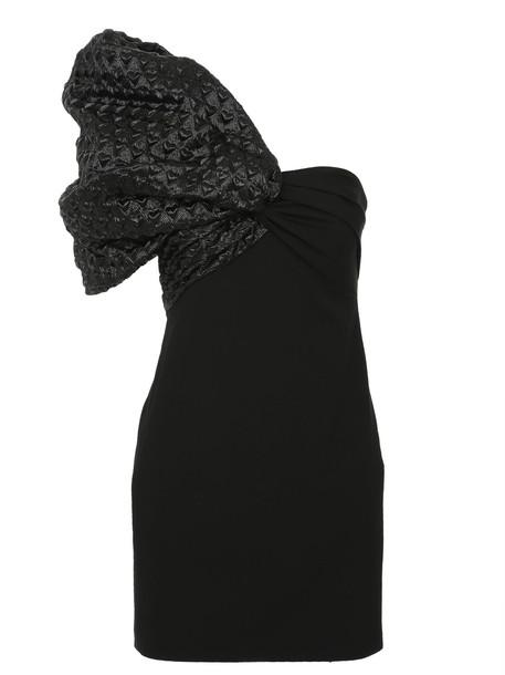 Saint Laurent Dress in black