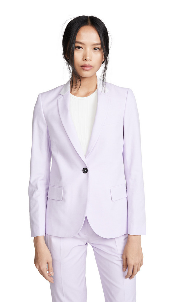 Paul Smith Tailored Blazer in lilac