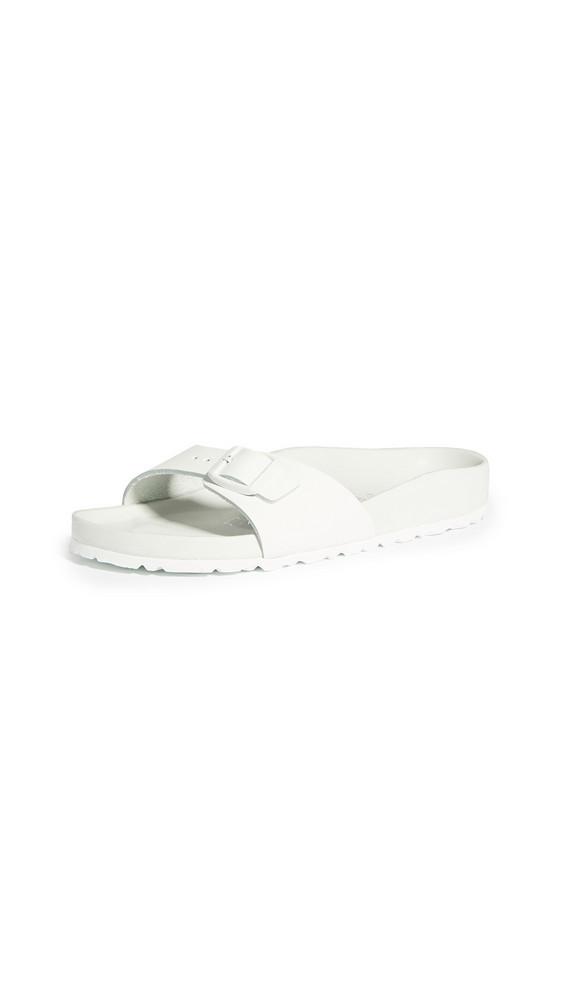 Birkenstock 1774 Madrid Sandals - Narrow in white
