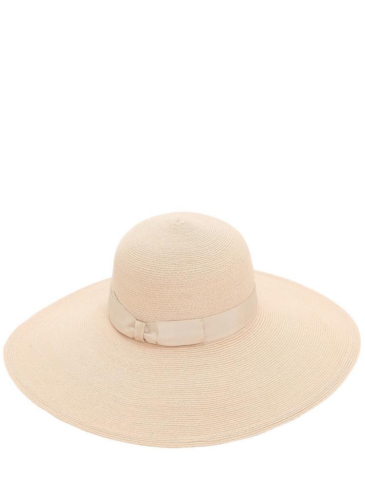 BORSALINO Pamela Hemp Hat in natural