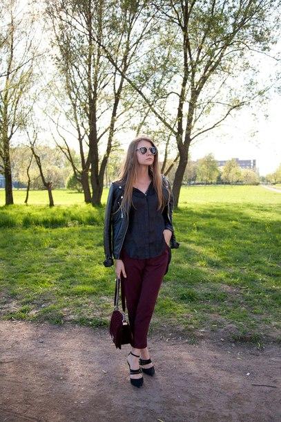 acid coke blogger jacket pants