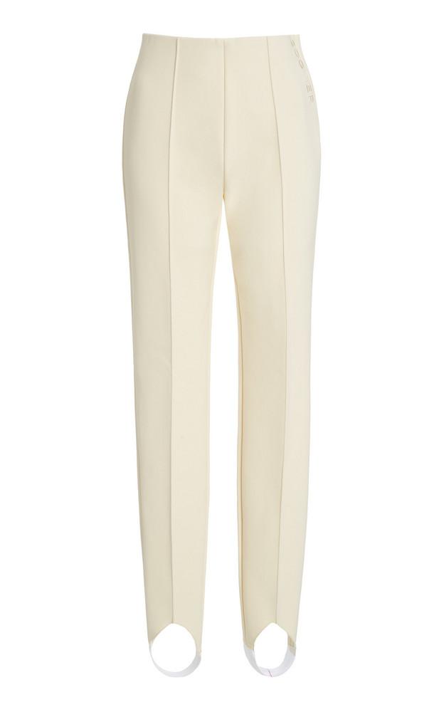 Bogner Elaine Jersey Stirrup Pants in neutral