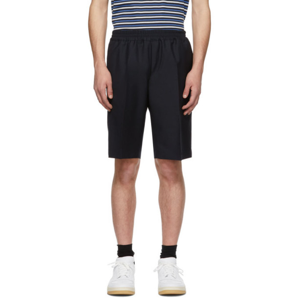 Harmony Navy Pavel Shorts