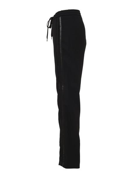 N.21 N°21 Trousers in black