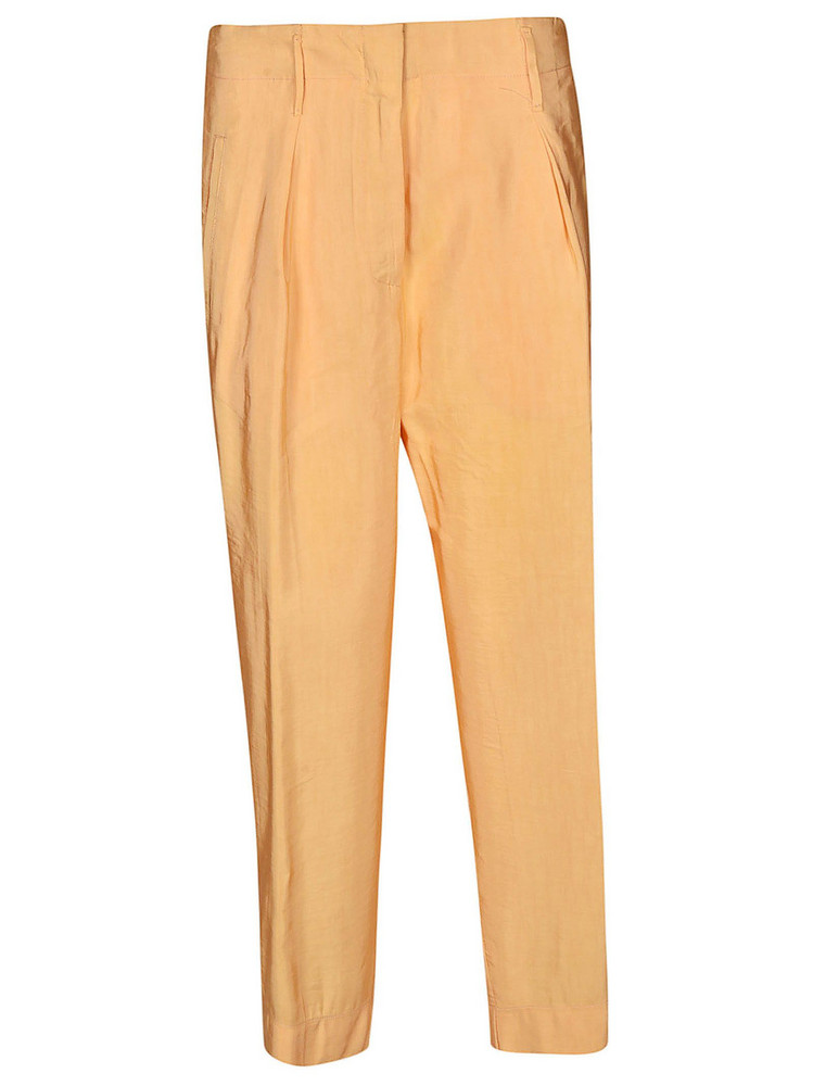 Forte Forte Tailored Trousers in orange
