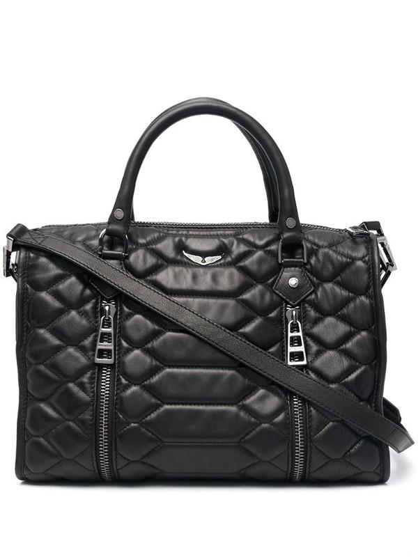 Zadig&Voltaire Sunny #2 medium tote bag in black