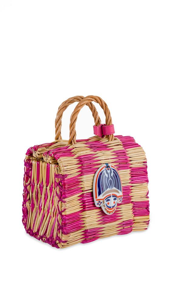 Heimat Atlantica Tom Tom Mini Bag in pink