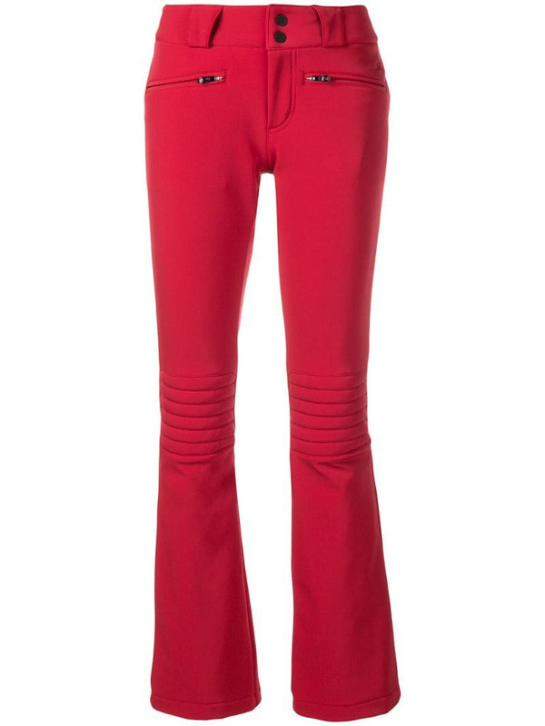 Perfect Moment Aurora Ski trousers in red