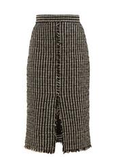skirt,pencil skirt,white,black