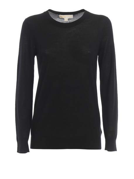 Michael Kors Merino Sweater in black