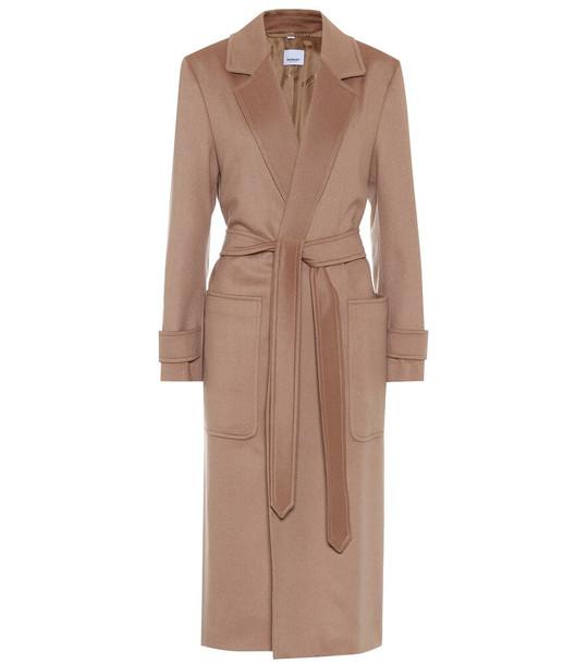 Burberry Cashmere coat in beige