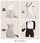 shorts,dress,top